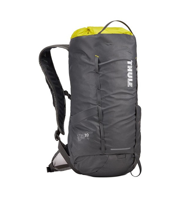 Versatile hiking backpack.