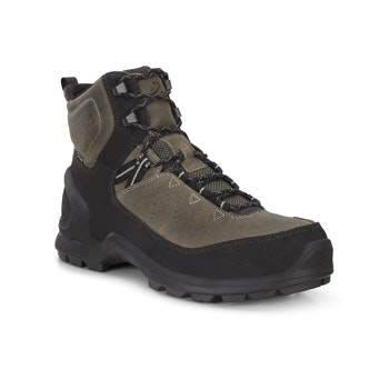Tough hiking boots with Gore-Tex® and Biom™ technology.