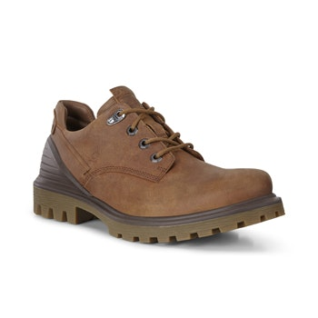 Rugged Derby style shoe with HM100k™ waterproof leather.
