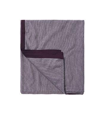 Versatile merino blanket, scarf, cover up or shawl.