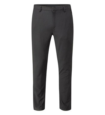 Quick drying, easycare trousers for work and smart travel.