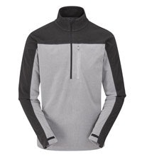 Multi-purpose technical fleece mid-layer.