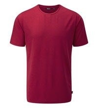 Trimmer fit active-T with a casual, everyday appearance.