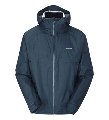 Class-leading lightweight waterproof shell.