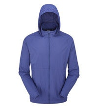 An essential, wind and rain resistant, active shell.
