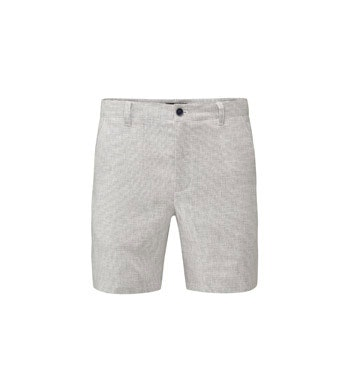 Technical Performance Linen shorts.