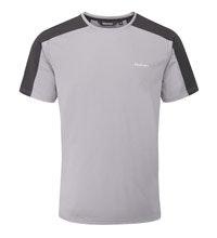 Moisture-wicking, anti-bacterial performance T-shirt.