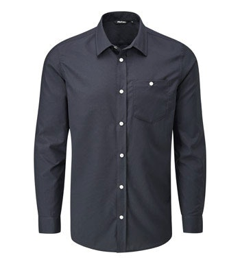 Smart, technical shirt for travel and every day.