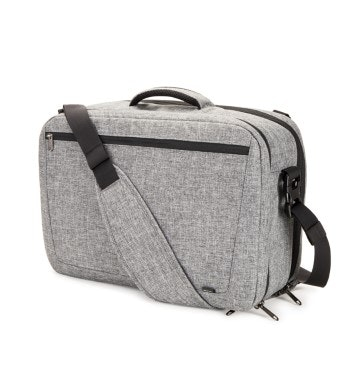 Versatile 25l carry-on bag.