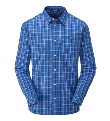 Versatile, long-sleeved summer shirt.