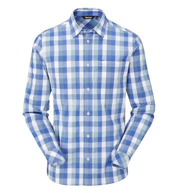 Versatile, long-sleeved summer shirt.