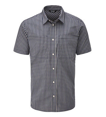 Versatile, short-sleeved summer shirt.