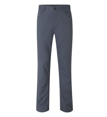 Lightweight chinos with sun and insect protection.