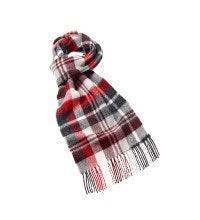 100% merino lambswool scarf.