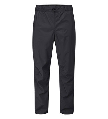 Ultra-light waterproof overtrousers.