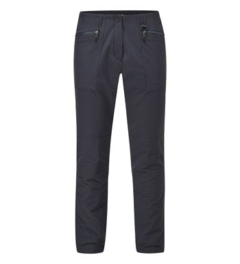 Warm and stretchy winter trousers.