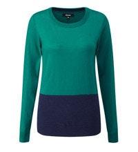 Luxuriously soft, 100% extrafine merino wool top.