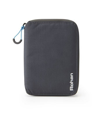 Protective document wallet.
