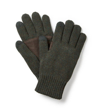 Durable, fleece lined gloves.
