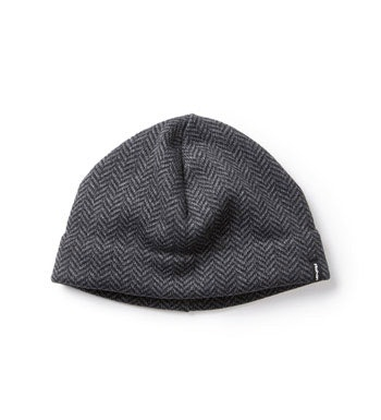 Functional, attractive fleece hat.