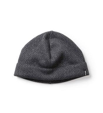 Functional, attractive fleece hat.