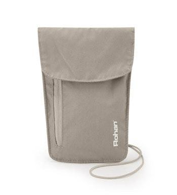 Lightweight chest wallet.