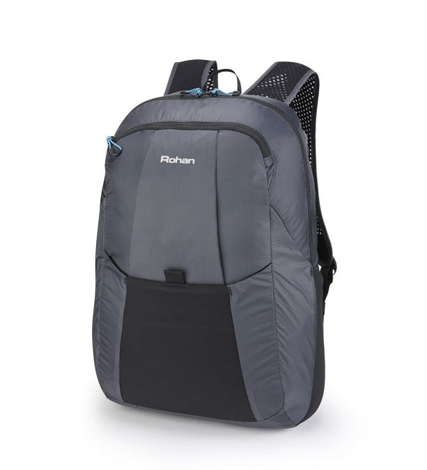 Travel Light Packable Backpack 25L - Packable lightweight daysack.