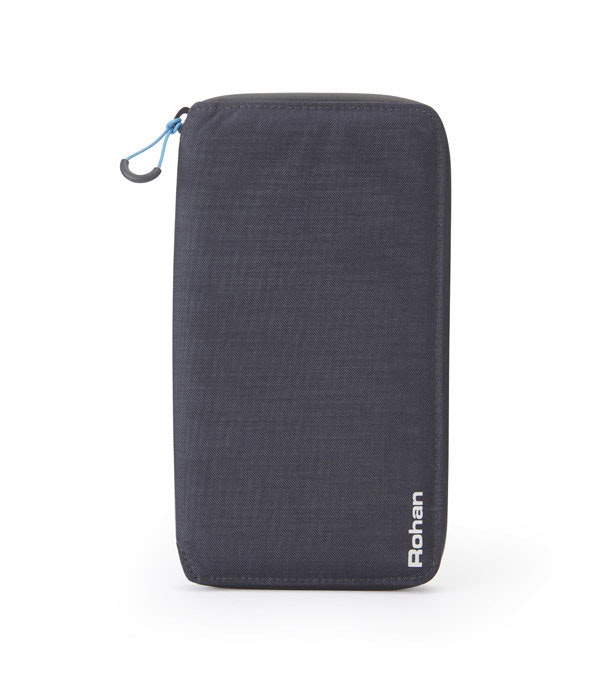 RFID Protected Document Wallet - Protective document wallet.