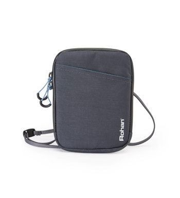Protective travel neck pouch.