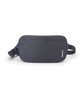 Protective document belt pouch.