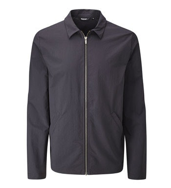 Lightweight travel jacket.