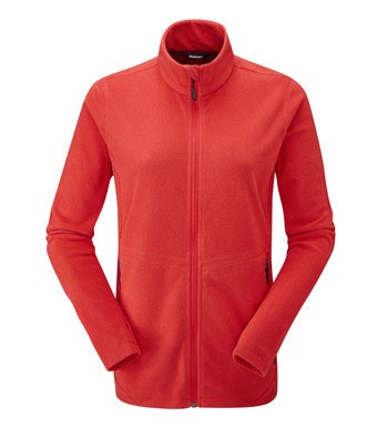 Multi-purpose, technical mid-layer fleece.