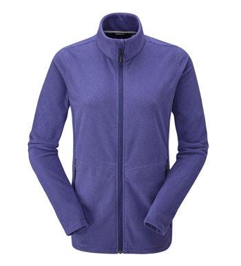 Lightweight and versatile insulating fleece jacket.