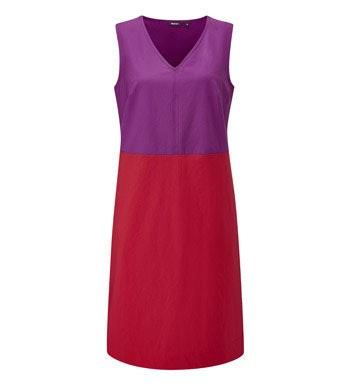 Classic, practical summer dress.