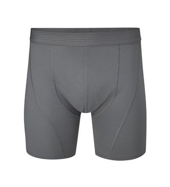 Ultimate base layer boxers for active outdoor use.