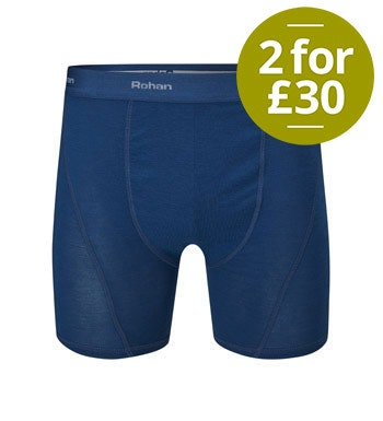 Lightweight, super-soft boxer shorts for everyday wear.