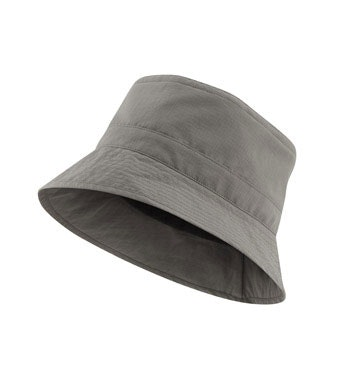 Lightweight hat for trek and travel.