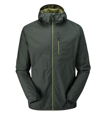 Insulating, water-resistant jacket with ultra-soft lining.