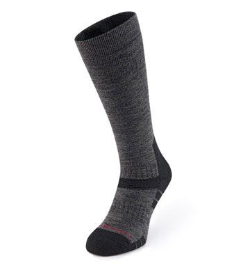 High-performing, supportive, long trekking socks.