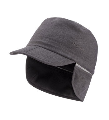 Warm, practical winter cap.