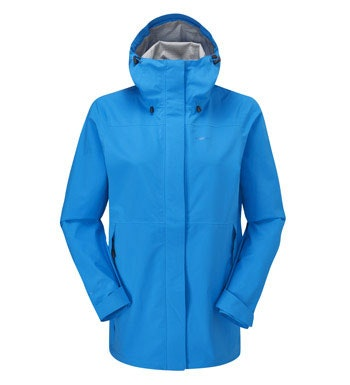A women's rain jacket that's ultra-waterproof with added breathability.
